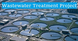 wastewater treatment seminar project report