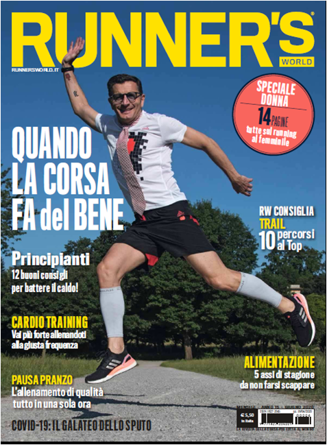 RUNNER'S WORLD GIUGNO 2020