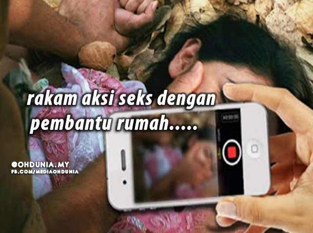Lelaki Tua Ditahan Rakam Video Seks Dengan Pembantu Rumah