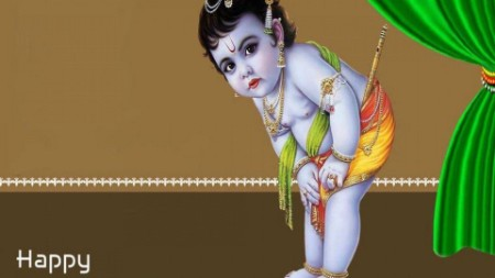 pic of bal krishna wallpaper