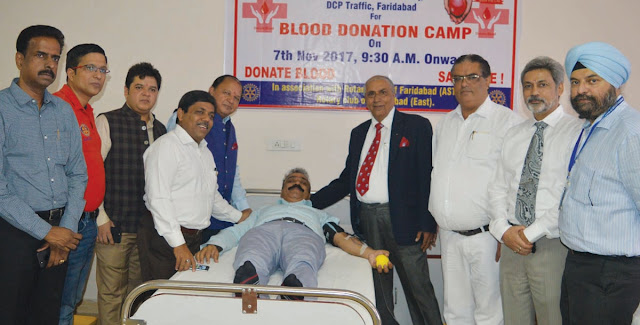 blood-donation-at-sudha-rustagi-college-for-dental-research-greater-faridabad