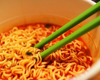 Why Instant Noodles are Bad for Your Health