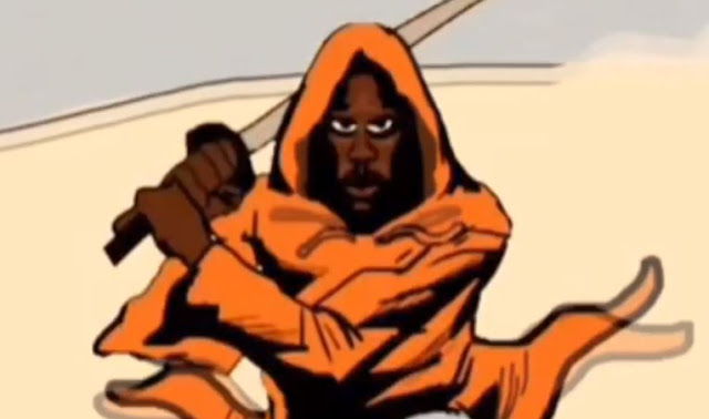 Spate Animated Shorts Series Episode 1 Featuring Smoke Dza