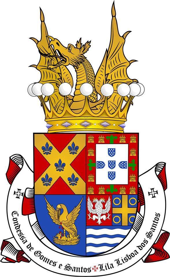 CASA DUCAL DE GOA E DE CAMINHA E CONDADO DE BASCONCILLOS