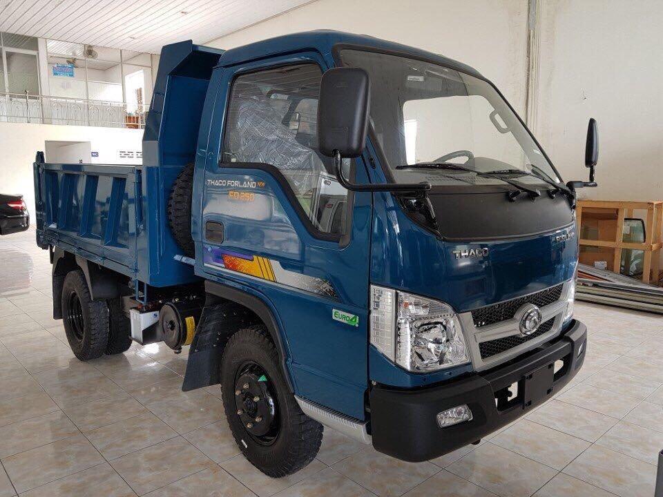 Xe tải ben 2.5 tấn Thaco FD250 tại Hải Phòng