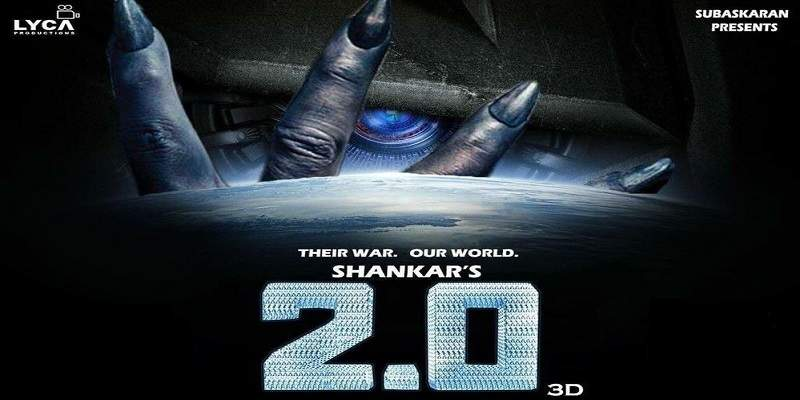 2.0 Box Office Collection Poster