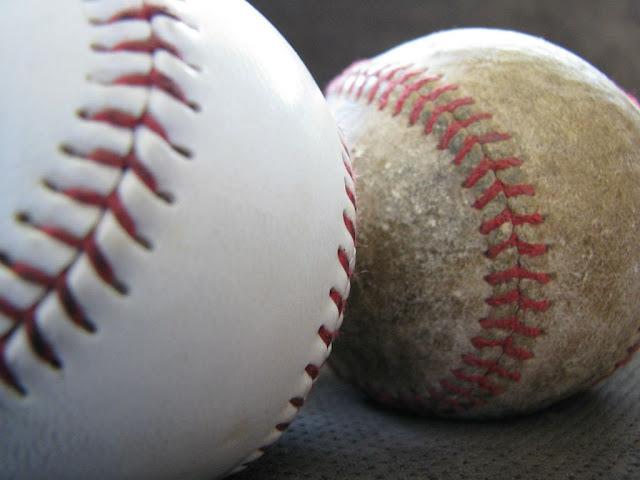 야구공 실밥