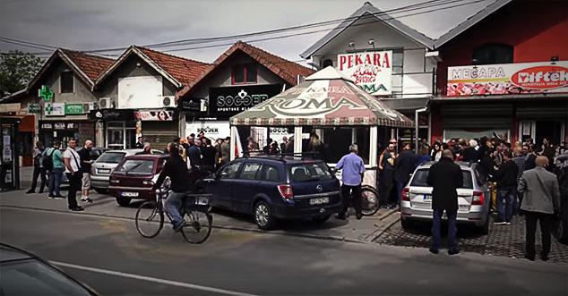#Pekara #Borča #Albanac #Velika #Albanija #Peotest #Promocija