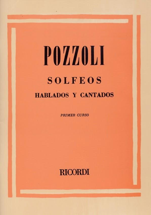 POZZOLI SOLFEO DE LOS SOLFEOS PDF