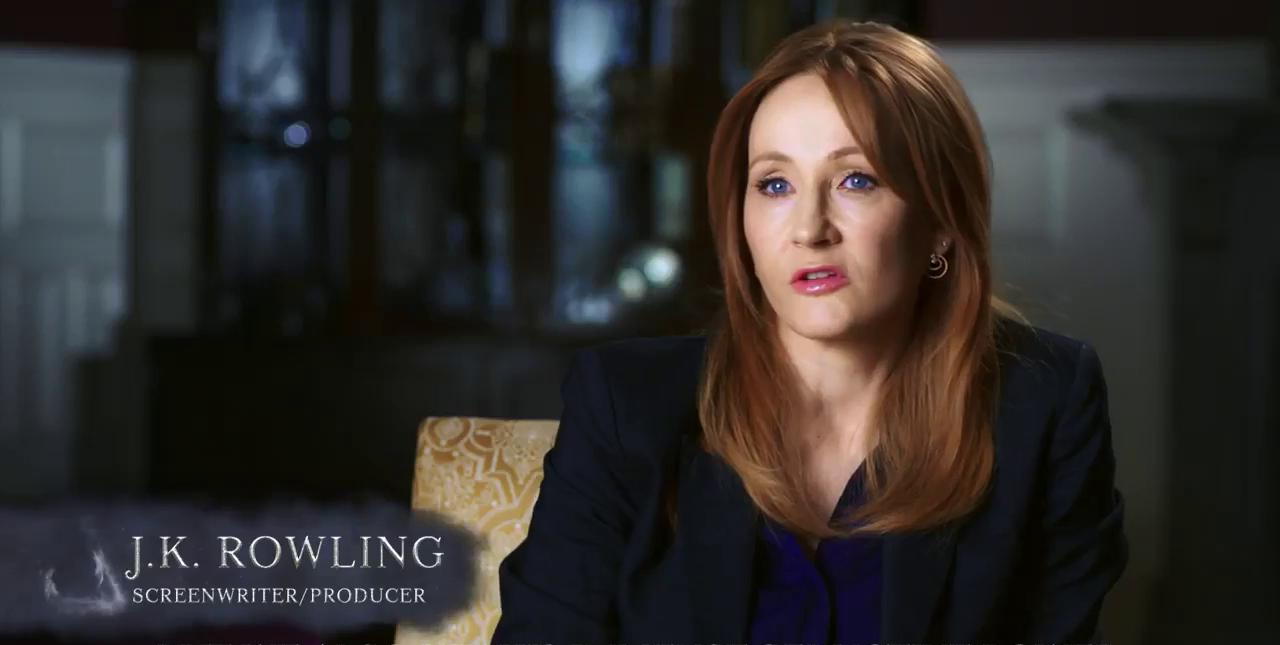 323f7b726 J.K. Rowling responde a perguntas sobre a saga Animais Fantásticos - House  Hogwarts