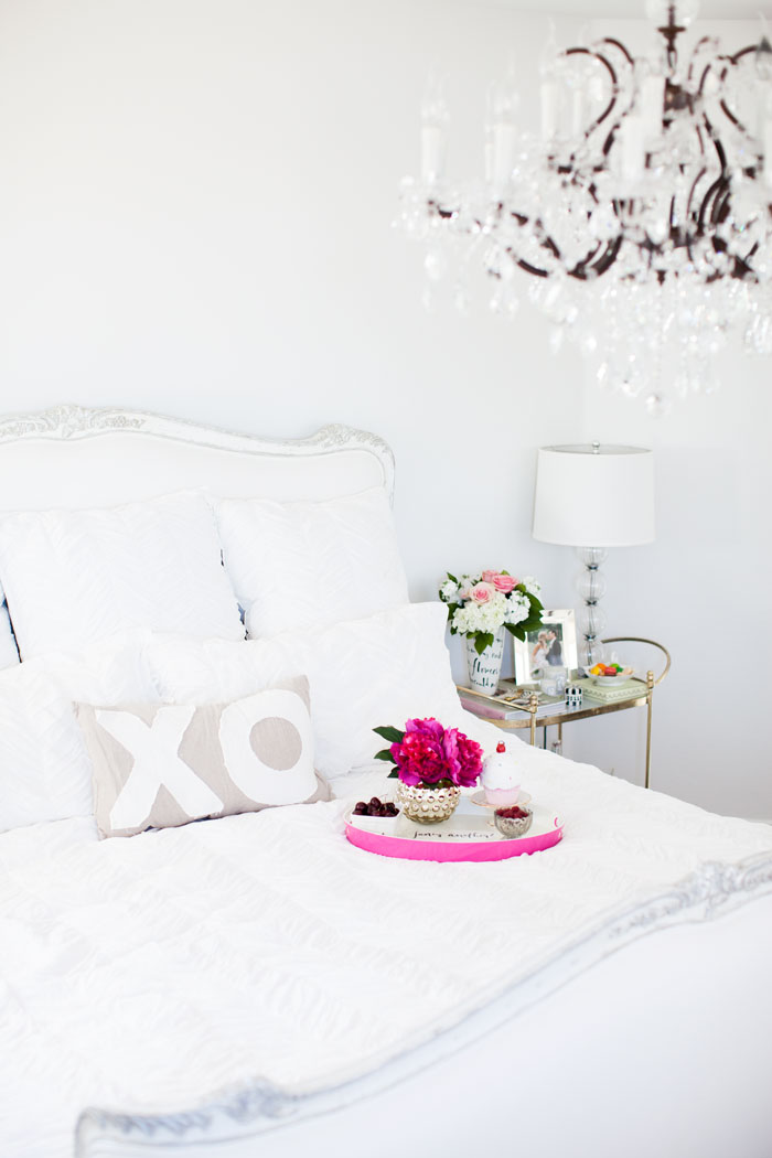 Such A Pretty Home Pink And White Decor July 16 2016