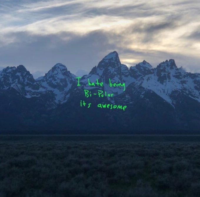 Kanye West – No Mistakes