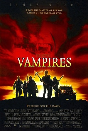 Vampiros De John Carpenter Filmes Torrent Download capa