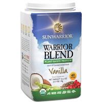 Sunwarrior Warrior Blend Vegan Protein Powder for Weight Loss