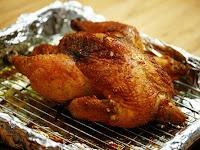 Resep Ayam Panggang Oven Listrik Empuk