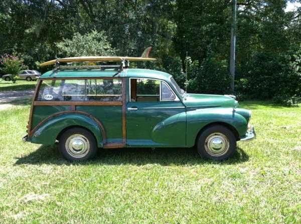 1967 Morris Minor Traveller Project | Auto Restorationice