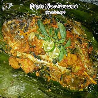 Ide Resep Masak Pepes Ikan Gurami