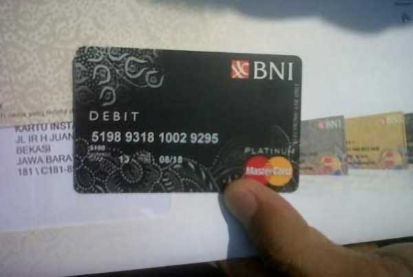 Blokir Kartu ATM BNI Tapi Hari Minggu