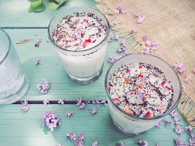 Persian Yogurt Drink