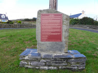 John Toland commemoration, Ardagh, Co. Donegal