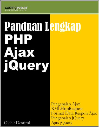 Ebook Jquery Bahasa Indonesia