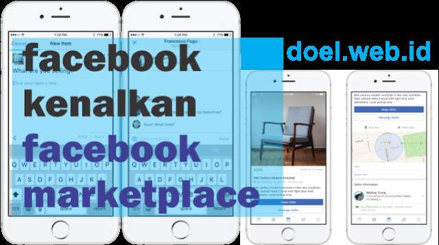 facebook mengenalkan facebook marketplace