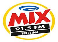 RÁDIO MIX FM 91,5 de Teresina PI