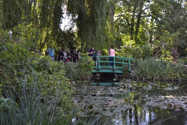 guía de giverny normandía pueblo que enamoró a Monet