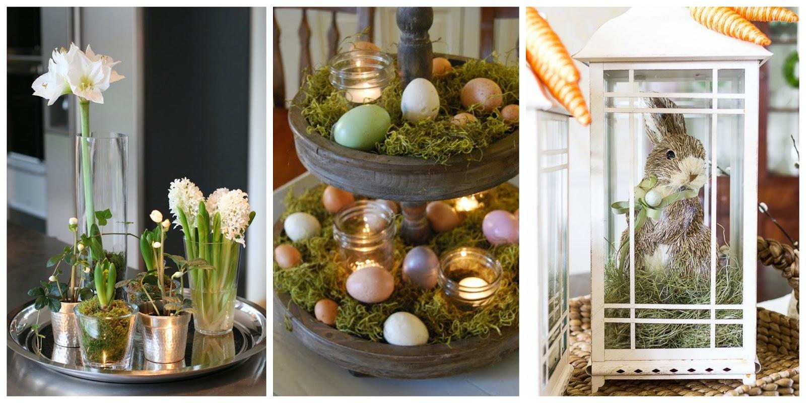 Polowanie Na Wnętrza Wielkanoc Inspiracje Dekoracje