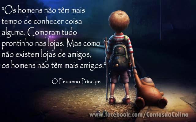 Frases com fotos para Facebook Google Plus e outras redes sociais-menino-o-pequeno-príncipe