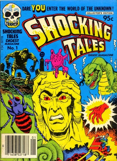 SHOCKING TALES DIGEST #1