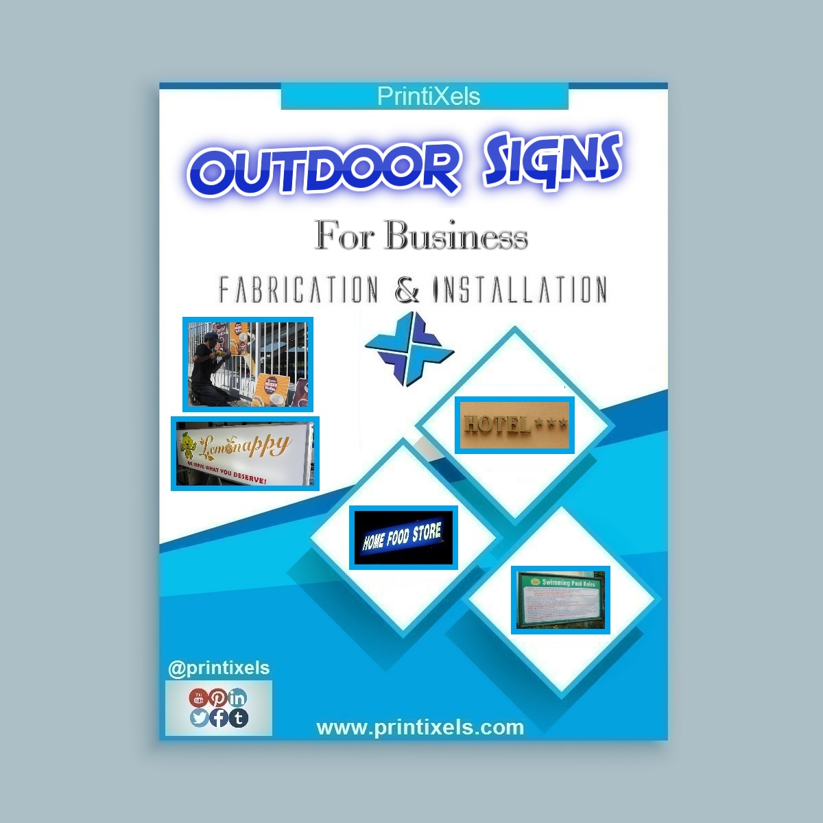 Outdoor Signs For Business