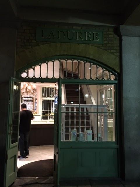 Laduree Covent Garden
