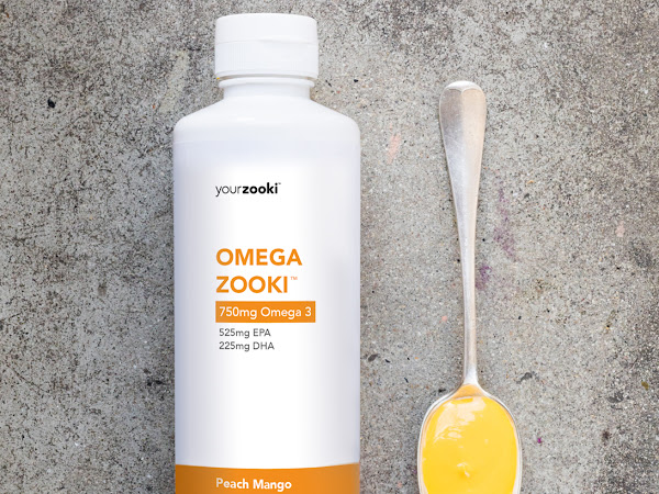 Review: Delicious YourZooki Omega 3