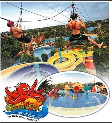 daftar Harga tiket Masuk Ocean Park BSD Tangerang