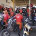 TREINAMENTO DE PRIMEIROS SOCORROS E DIREÇÃO DEFENSIVA PARA MOTOCICLISTAS DA COMUNIDADE EM FEVEREIRO