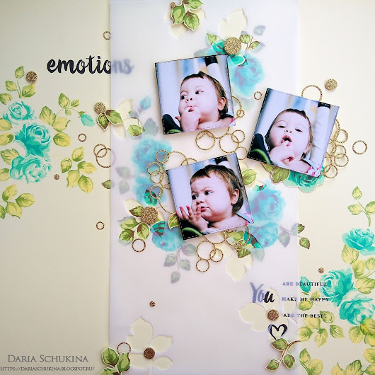 "Layout ""Emotions"""