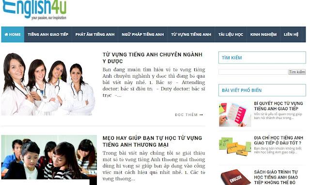 Theme Blogspot đơn giản chuẩn seo