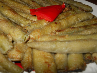 Fried Fava Beans (Bakla Kizartmasi)