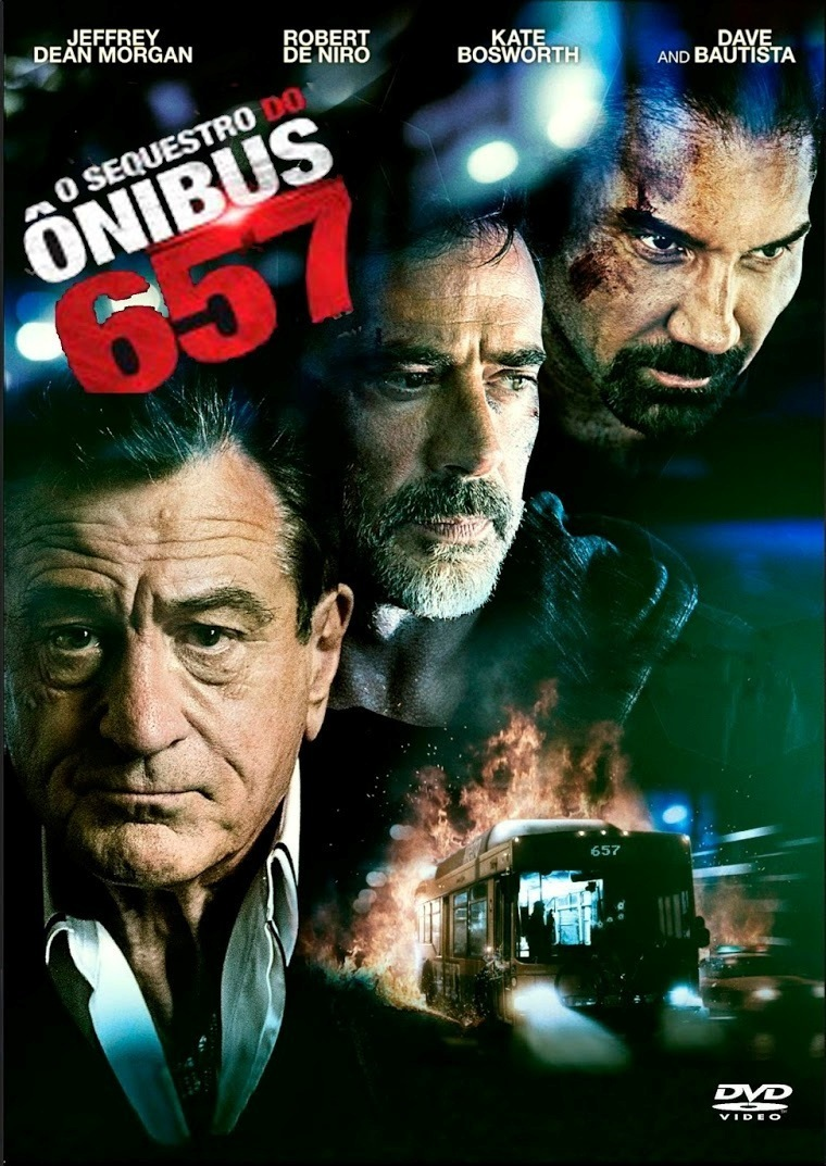 O Sequestro do Ônibus 657 – Dublado (2015)