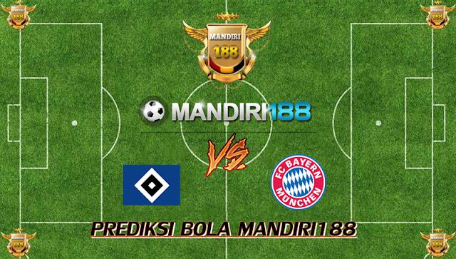 AGEN BOLA - Prediksi Hamburger SV vs Bayern Munchen 21 Oktober 2017