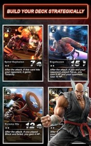 Download Game Terbaru Tekken Card Tournament MOD APK 3.420
