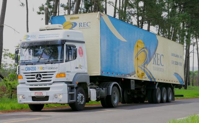 a33591c3381 REC Transportes abre vagas para mot... Blogger Comment