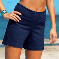 Pantaloni scurti elastici foarte confortabili