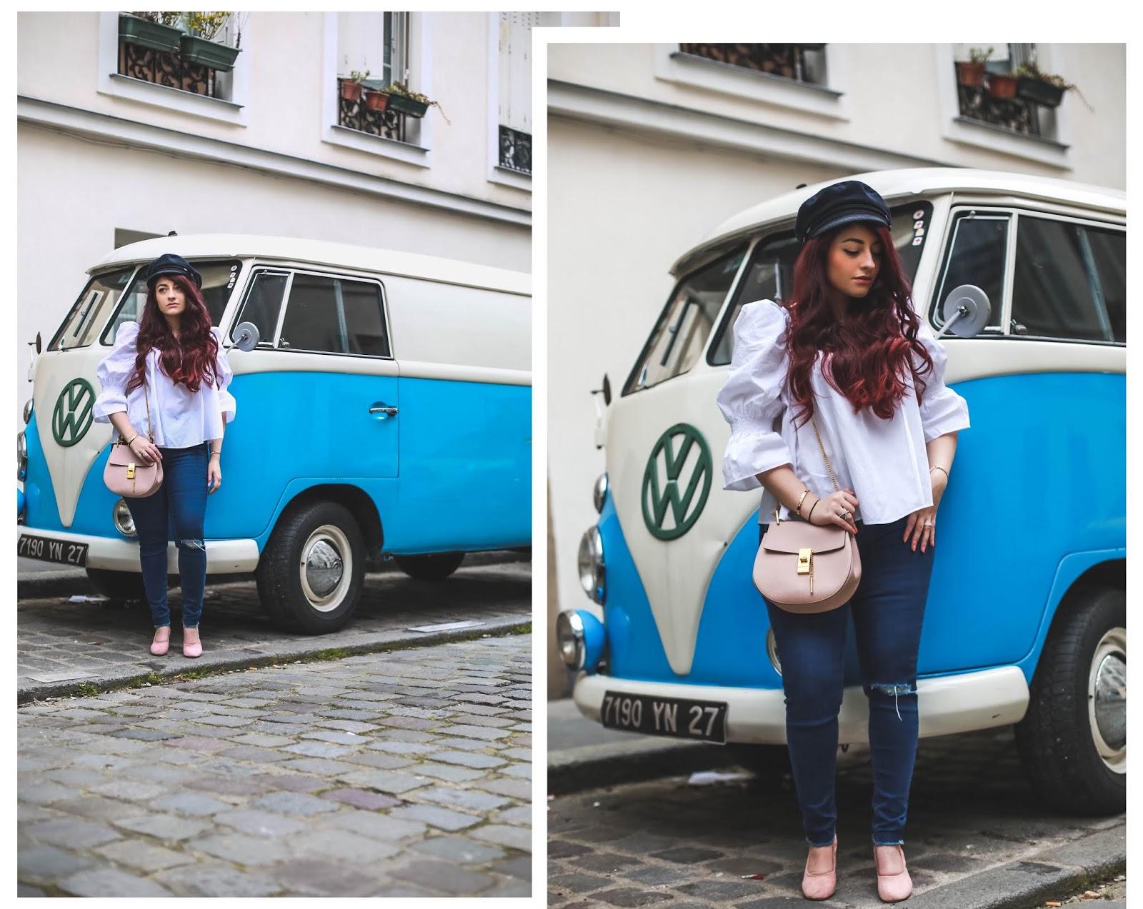 look parisienne retro