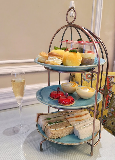 St Ermins Hotel Afternoon Tea