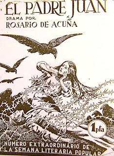 Portada de la edición de El Padre Juan publicada en 1938