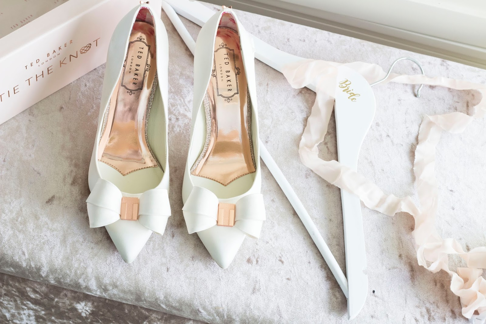 Ted Baker Wedding Shoes - Tie The Knot