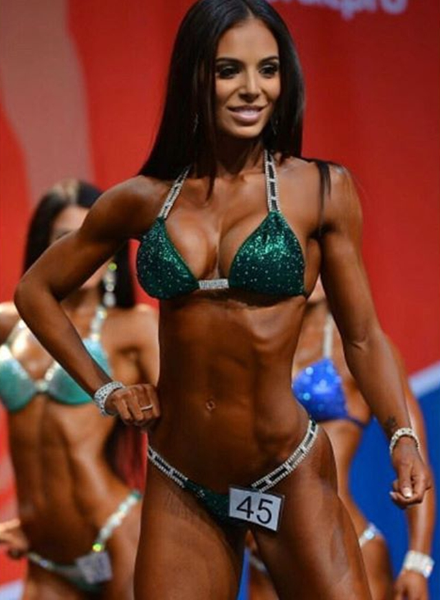 Sofia Jessica IFBB Bikini Pro