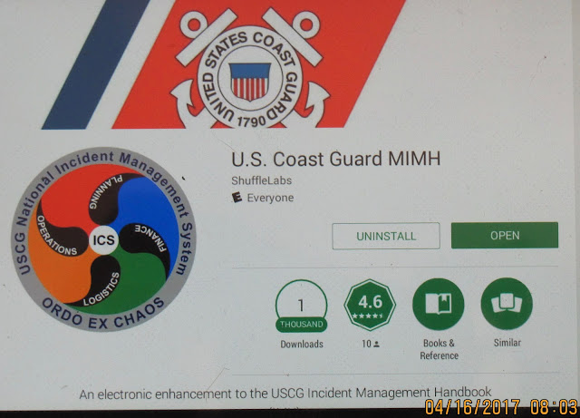 Thomas quick kimball wa8uns blog the coast guard incident as both mention coml the communications unit leader and comt communications technician im bringing this up for educational purposes as i am also a ham publicscrutiny Gallery